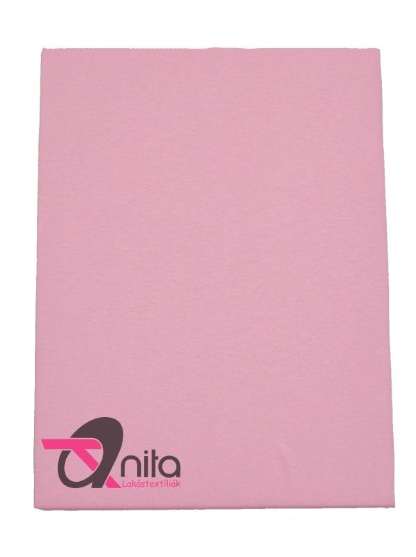 Gumis lepedő 100x200 cm rózsaszín