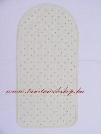 Gumi csúszásgátló kádba 34 x 73 cm fehér
