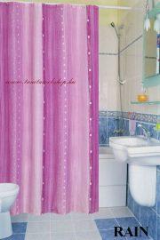 Textil zuhanyfüggöny 120x200 cm 1681 mályva