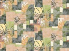 Lakástextil vászon 12677 barna